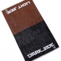Light Side & Dark Side Bath Towel