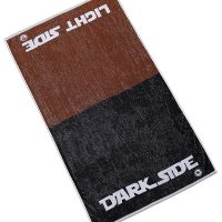 Light Side & Dark Side Bath Towel