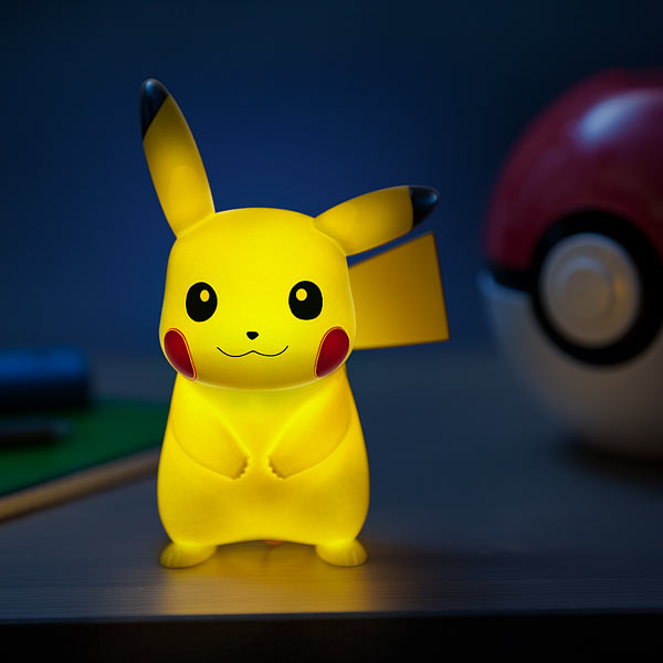 Light-Up Pikachu