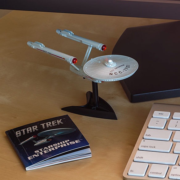 Light Up Star Trek Enterprise