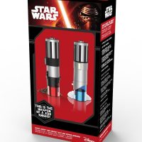 Lightsaber Salt Pepper Shaker Box