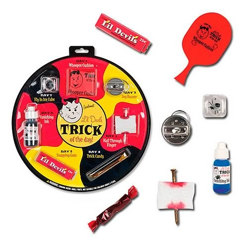 Lil Devils Trick of the Day Set