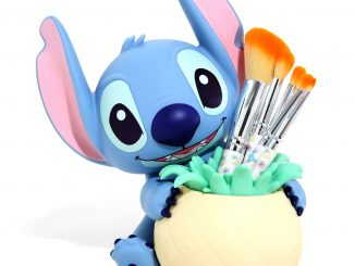 Lilo & Stitch Pineapple Makeup Brush Set