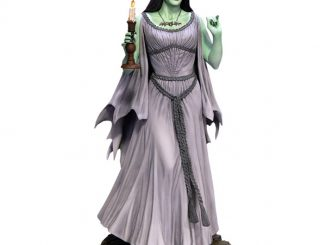 Lily Munster Maquette