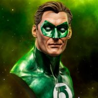 Limited Edition Green Lantern Life Size Bust