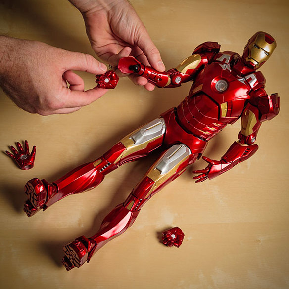Limited Edition Iron Man Figure