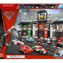 Limited Edition LEGO Disney Pixar Cars 2 Movie Tokyo International Circuit set