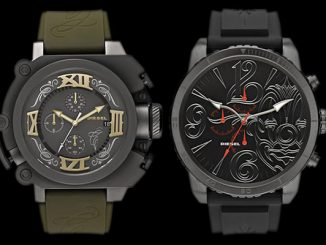 Limited Edition Mister Cartoon Diesel Watches