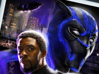 Limited Edition Premium Black Panther Art Print