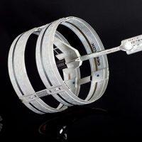 Limited-Edition Star Trek Enterprise Ring Ship Artisan Replica