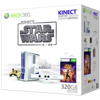 Limited Edition Star Wars Xbox 360 Bundle