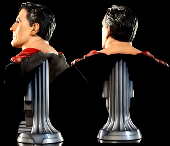 Limited Edition Superman Life-Size Bust