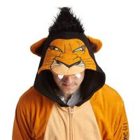 Lion King Scar Lounger Hood