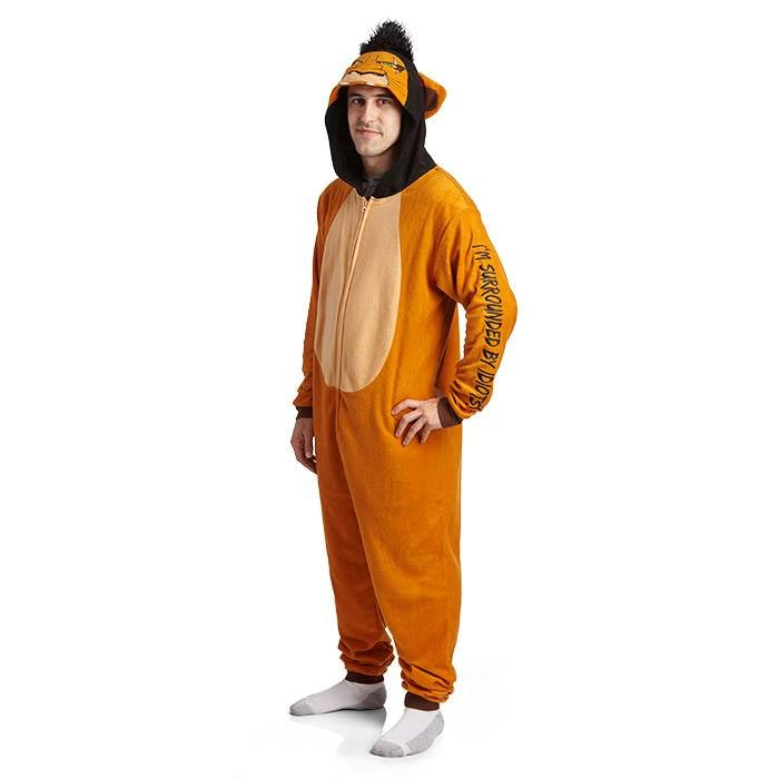 Lion King Scar Lounger Onesie