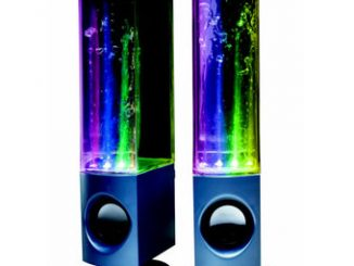 Liquid Light Speakers