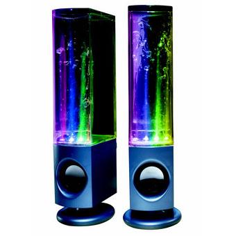 Dancing Water Computer Speakers