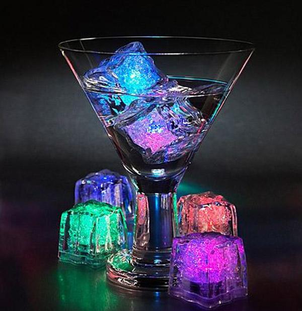 Lite Cubes Light Up Ice Cubes