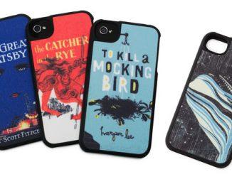 Literary Art iPhone 4 Cases