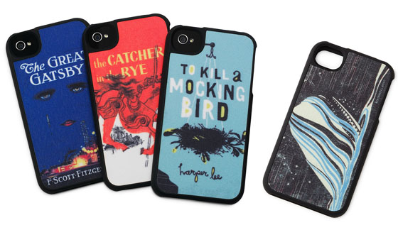 Literary Art iPhone 4 Cases
