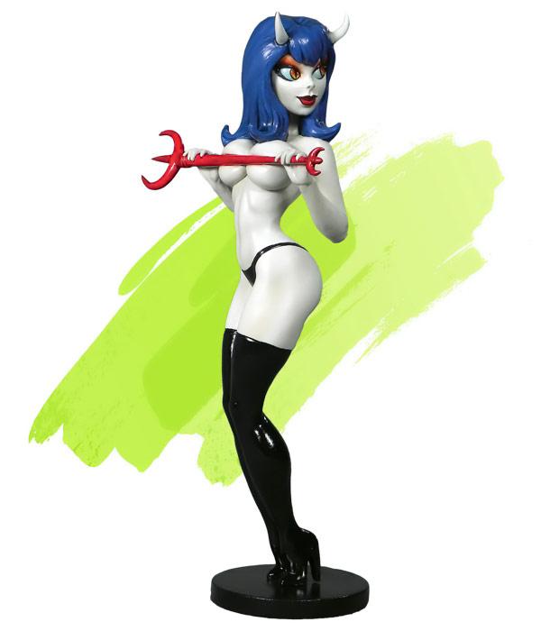 Little Minxies Sinful Suzi Statue