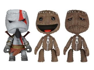 LittleBigPlanet 7-Inch Scale Series 1 Action Figure Set