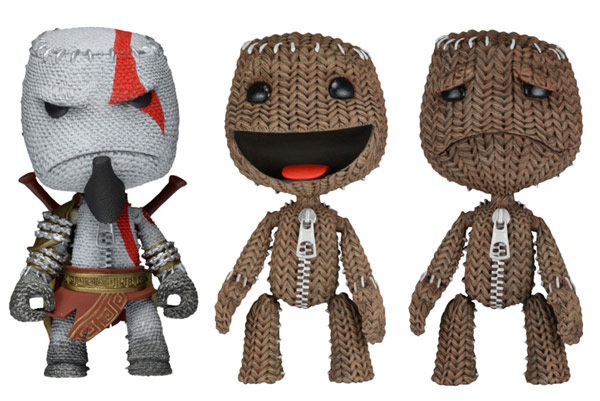LittleBigPlanet Action Figure Set