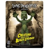 Living Dead Dolls Discover The Creature From The Black Lagoon Doll