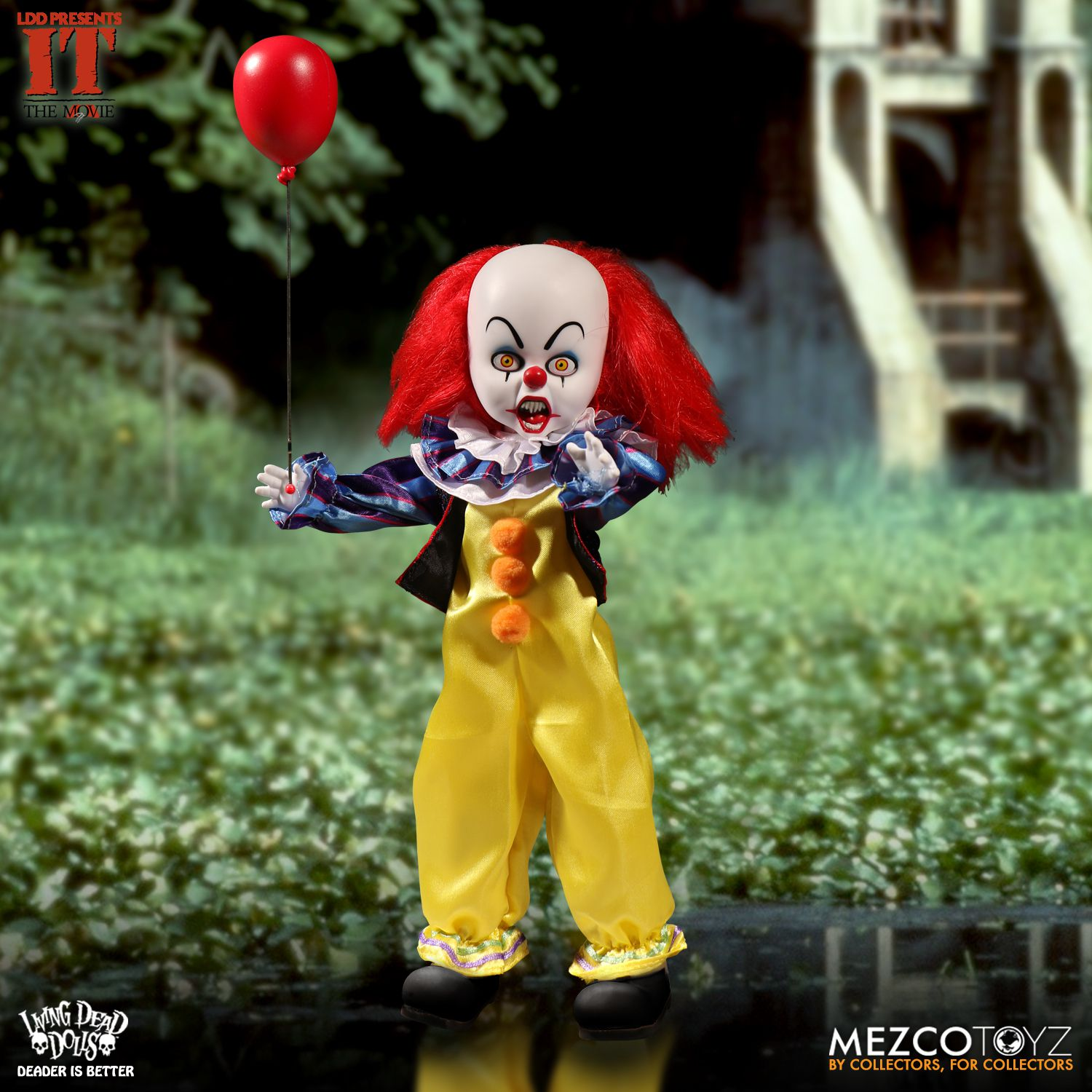 Living Dead Dolls Presents Pennywise Doll