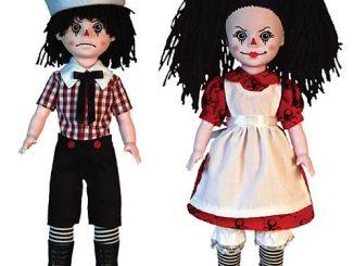 Living Dead Dolls Rotten Sam and Sandy Set