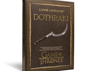 Living Language Dothraki Book