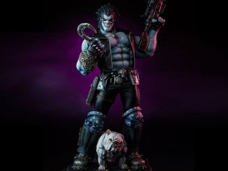 Lobo and Dawg Premium Format Figures