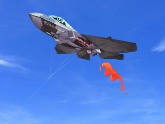 Lockheed Martin F-35 Lightning II Kite