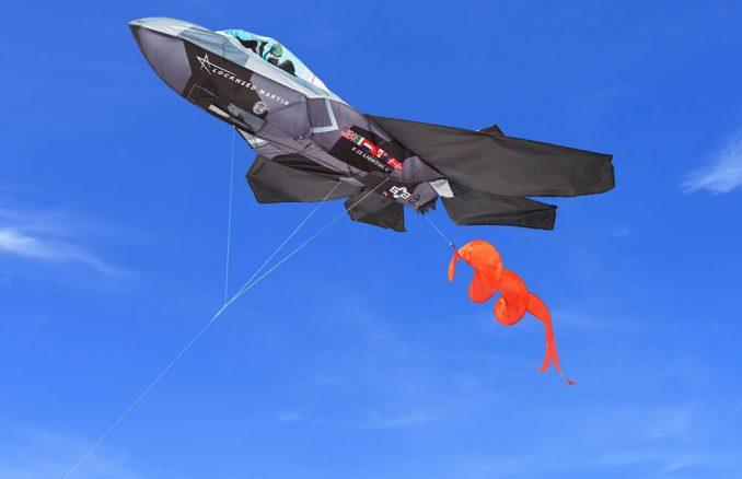 Lockheed Martin F-35 Lightning II Kite