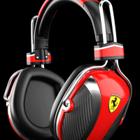 Logic 3 Ferrari Headphones