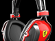 Logic 3 Ferrari Headphones