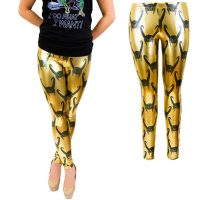 Loki Helmet Repeat Leggings