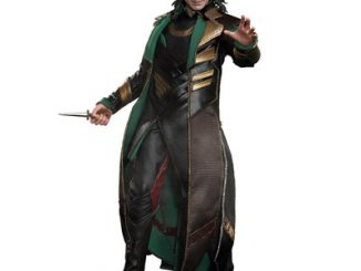 Loki Thor The Dark World Sixth-Scale Figure in Handcuffs
