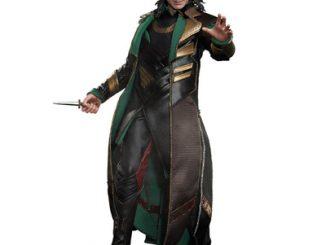 Loki Thor The Dark World Sixth-Scale Figure in Handcuffs