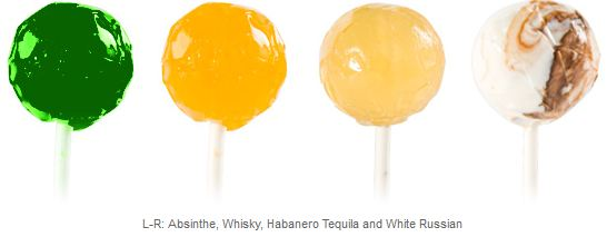 Lollyphile Lollipops