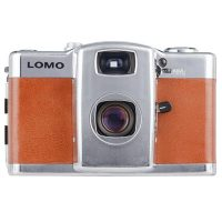 Lomo LC-A+ Silver Lake Analog Camera