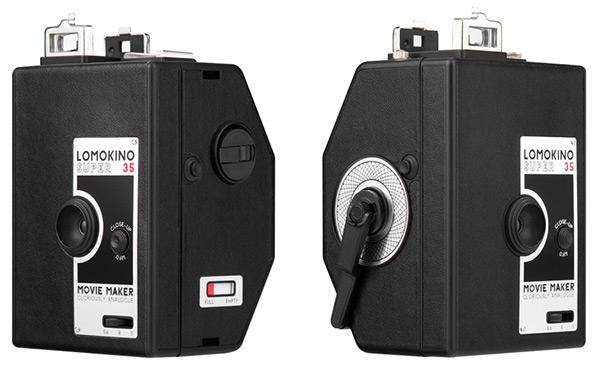 LomoKino 35mm Film Movie Camera