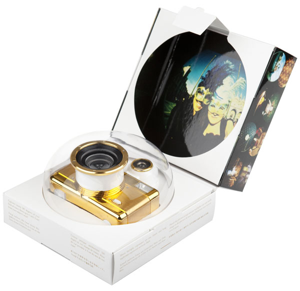 Lomography's Gold Edition Collection