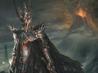 Jerry Vanderstelt Lord of the Rings Art