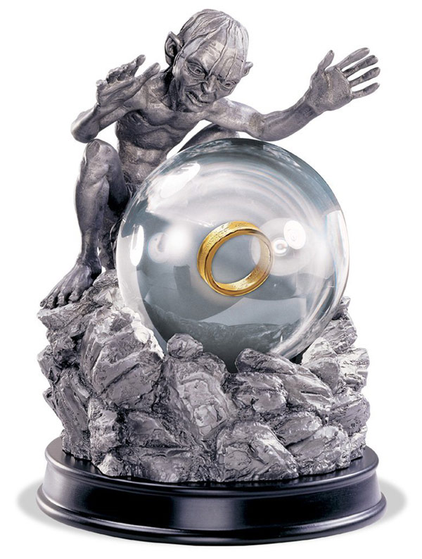 Lord of the Rings Gollum Sculpture