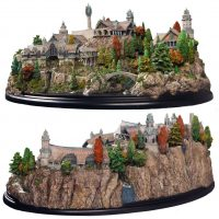Lord of the Rings Rivendell Enviroment Statue