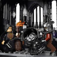 Lord of the Rings Tower of Orthanc