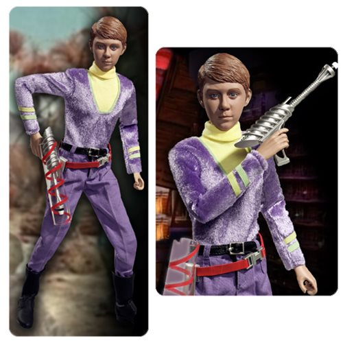 Lost In Space Will Robinson 3rd Season Outfit 1-6 Scale Action Figure