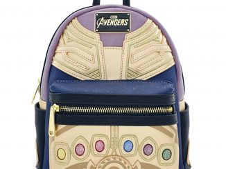 Loungefly Marvel Thanos Mini Backpack