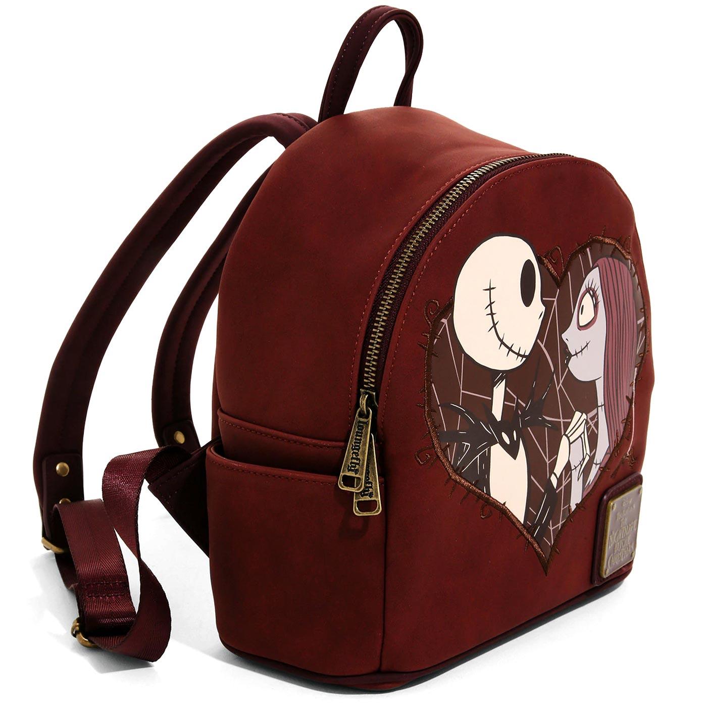 Hot Topic Nightmare Before Christmas Backpack.Nightmare Before Christmas Simply Meant To Be Mini Backpack