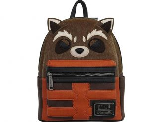 Loungefly Rocket Raccoon Mini Backpack